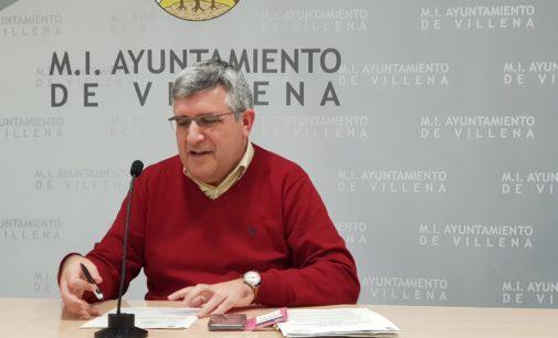 Villena solicita 108.790 euros en subvenciones para distintas áreas