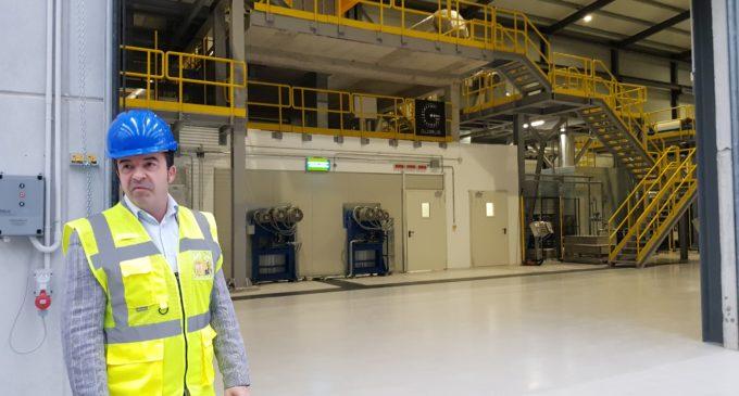 Vialco, 27 millones de euros invertidos en Villena