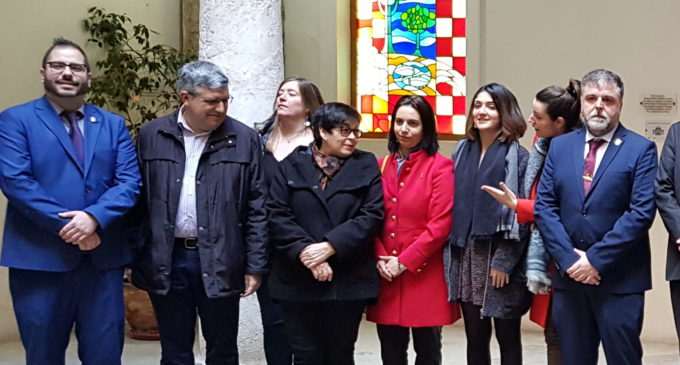El alcalde de Villena reorganiza las delegaciones del equipo de gobierno por la baja laboral de Mercedes Menor