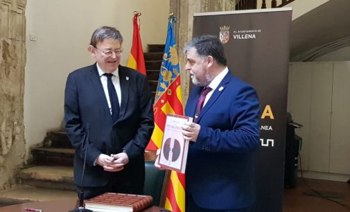 Ximo Puig se compromete a cofinanciar el acceso a la estación AVE y a la segunda fase de la ronda Suroeste