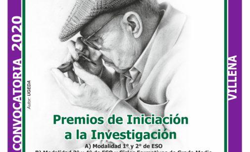 Abierta la convocatoria de los Premios José María Soler de Investigación 2020