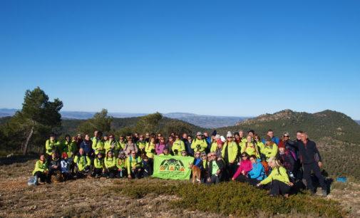 Aviana inicia las salidas de 2020 en Pinar de Camús en Biar