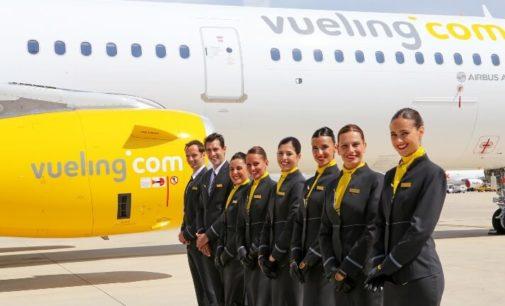 Vueling busca tripulantes de cabina en Alicante