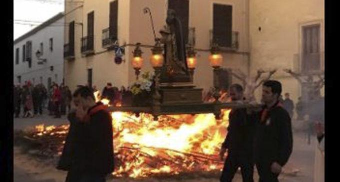 Beneixama inicia el viernes los actos en honor a Sant Antoni Abat