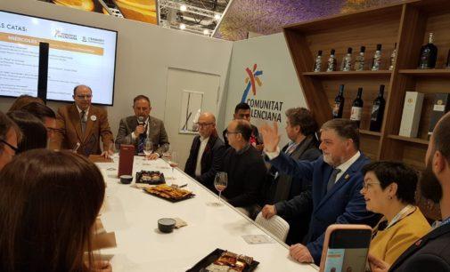 Villena centró su actividad en FITUR en promocionar el enoturismo local