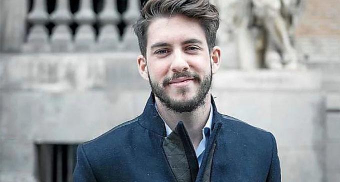Juan Monzón, autor del cartel del Medievo: «Me compraría la calle La Leña»