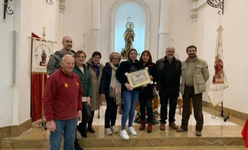 Panadería Verdú se alza con el premio Mejor Toña 2020 de las fiestas San Antón