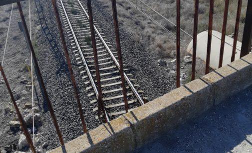 Denuncian el mal estado del puente de Los Olmillos en el camino de San Juan