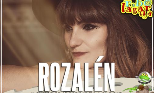 Rozalén, cabeza de cartel de Rabolagartija 2020