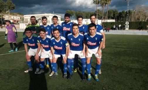 Primera derrota del Villena CF desde el 3 de noviembre