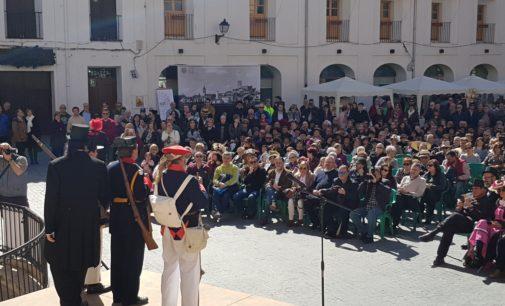 Villena conmemora su asedio de 1707 con una recreación histórica