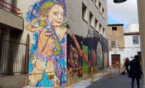 Arte urbano contra el cambio climático