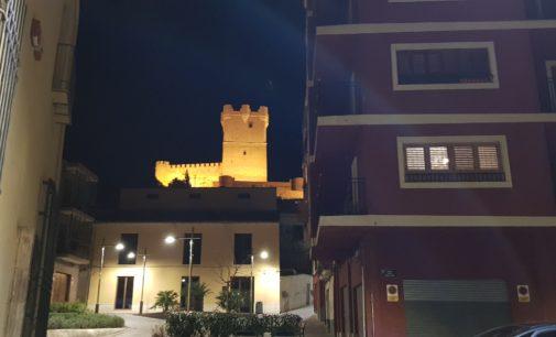 Villena modificará la iluminación del Castillo de la Atalaya