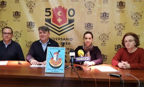 La Junta Central de Fiestas de Villena traslada a mayo el certamen de composición festera Manuel Carrascosa