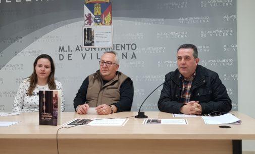 El nuevo libro de Joaquín Sánchez trata la vinculación de la Semana Santa y los Franciscanos en Villena