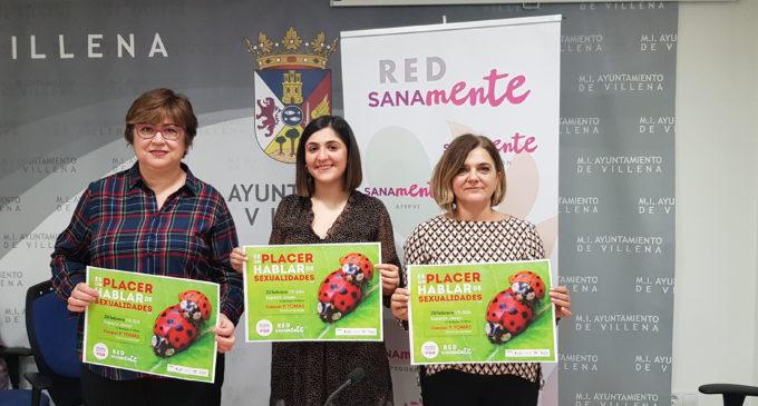 La Red Sanamente inicia los actos de su 25 aniversario con una charla sobre sexualidad