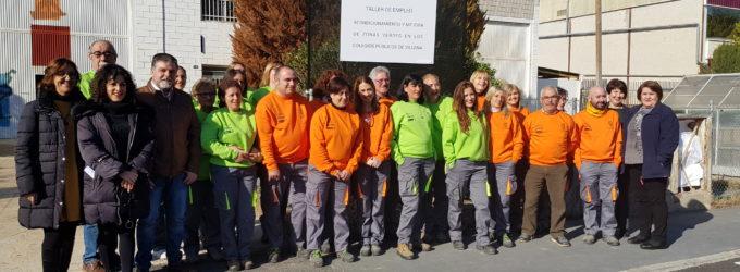 Por primera vez las mujeres son mayoría en el nuevo Taller de Empleo de Jardinería y Carpintería