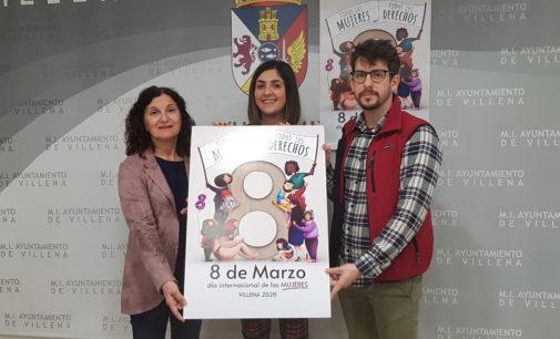 Se inician las actividades del 8 de marzo en Villena