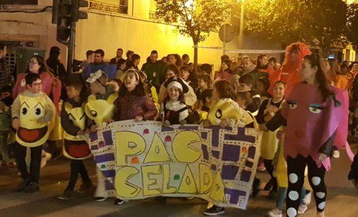 Los colegios salvan el Carnaval