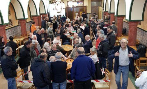 Bereberes, Junta de la Virgen y Contrabandistas se alzan con los campeonatos de parchís, truque y dominó