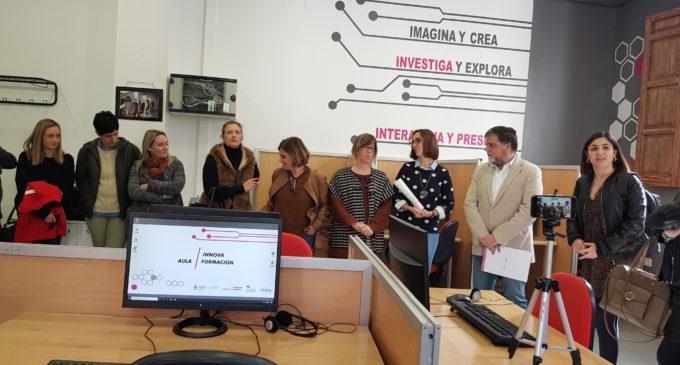 Biblioteca, polideportivo y Aula Innova abren sus puertas en Villena en la Fase 3 de la desescalada