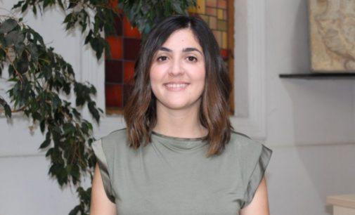 Alba Laserna es la nueva portavoz de Los Verdes