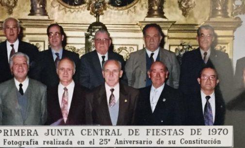 Hace 50 años, tal día como hoy, se creó la Junta Central de Fiestas