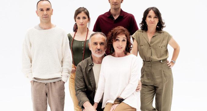 Verónica Forqué actúa en el Teatro Chapí con «Las cosas que sé que son de verdad»