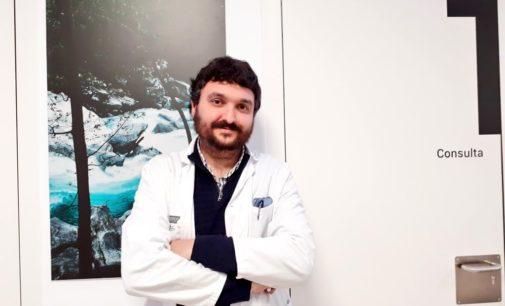 Juan Antonio Barrera, nuevo jefe de sección de Oncología Médica en el Hospital de Elda