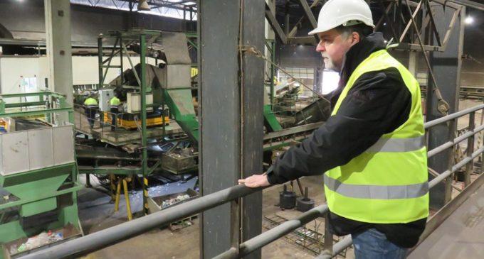 El consorcio de residuos CREA recibirá de la Generalitat 120.000 euros para mejorar la planta de tratamiento de Villena