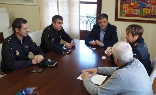 La Policía Nacional ofrecerá cursos formativos a la Policía Local de Villena