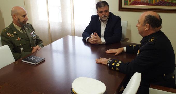 Defensa promocionará las posibilidades laborales del ejército en Villena