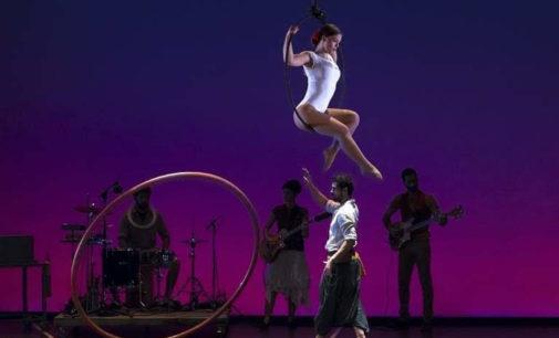 """El espectáculo de circo """"Yolo"""" llega al Teatro Chapí de Villena"""