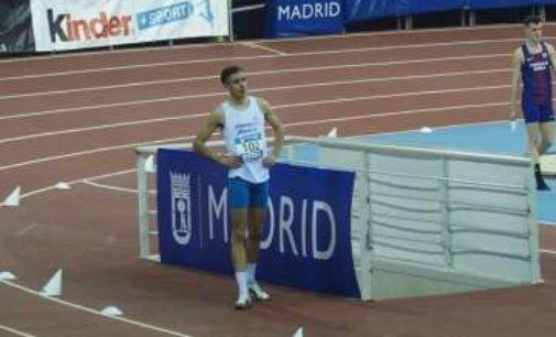 Dos villeneros en el Campeonato de España de Atletismo