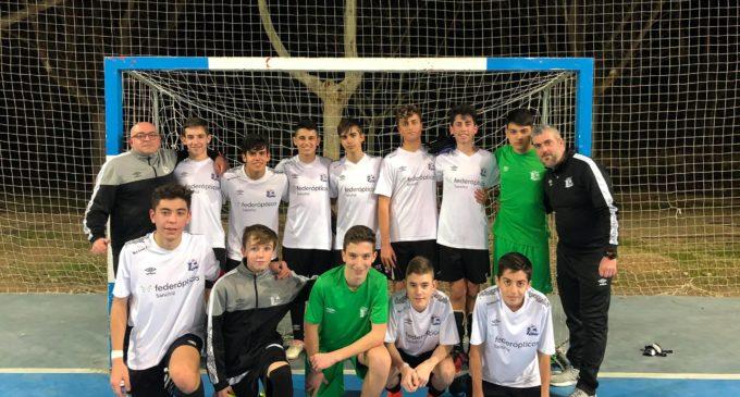 Contundente victoria del Bel-liana FS Federopticos Sanchiz 8-2 frente a Santa María Magdalena de Novelda