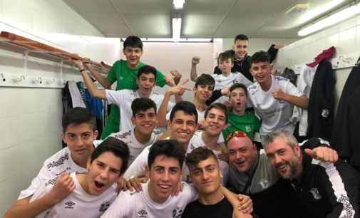 Cómoda victoria del Cadete del Bel-liana Fútbol Sala y derrota del Senior