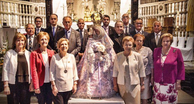 Manuel Muñoz presenta su directiva si es reelegido presidente de la Junta de la Virgen
