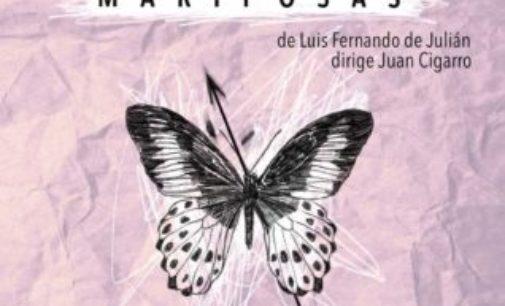 """Caricato Teatro vuelve al a Casa de la Cultura con """"El filo de las Mariposas"""""""