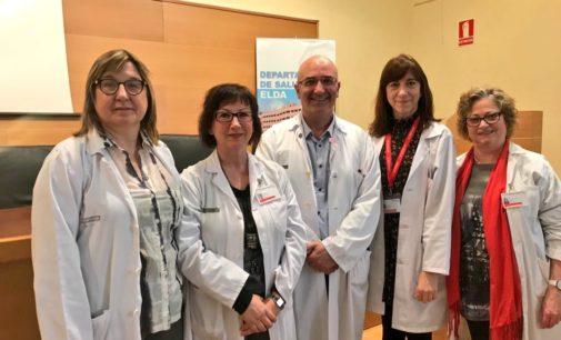 El Dr. Enrique Peinado, nuevo subdirector médico del Hospital General Universitario de Elda