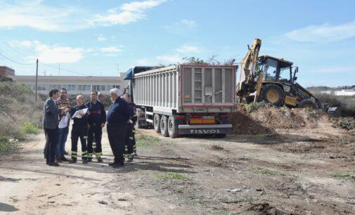 El Consorcio de Bomberos invertirá 1,5 millones de su Presupuesto 2021 en el nuevo parque de bomberos de Villena