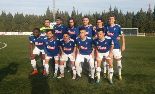 El Villena CF es derrotado en la casa del tercer clasificado