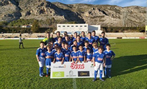 El Villena CF no pudo con el líder Gandia 0-1