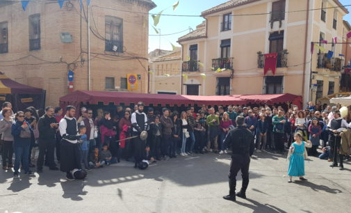 El Ayuntamiento adeuda al Rabal 18.000 euros por las Fiestas del Medievo de 2019