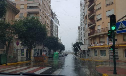 Se esperan lluvias a partir del domingo