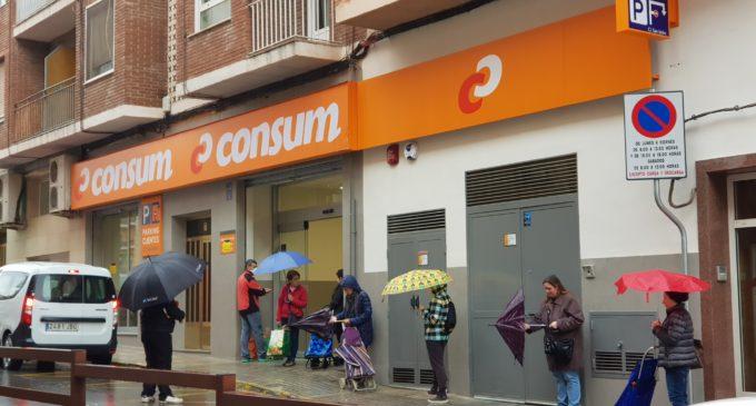 Villena afronta su primer día laborable tras el decreto del estado de alarma en España