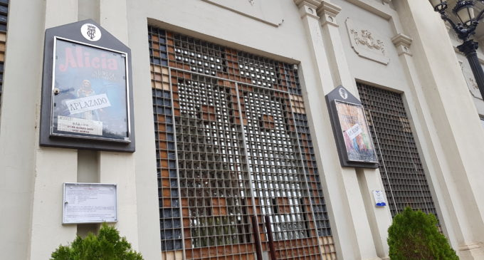 El Teatro Chapí aplaza los próximos 5 espectáculos previstos