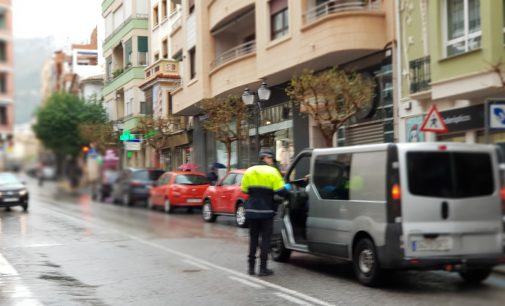 La Policía Local y Guardia Civil incrementan los controles por el  Estado de Alarma