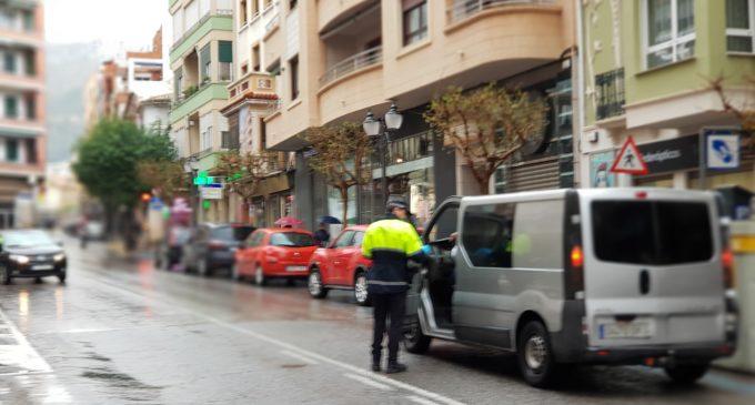 La Policía Local y Guardia Civil incrementan los controles por el  Estado de Alarma