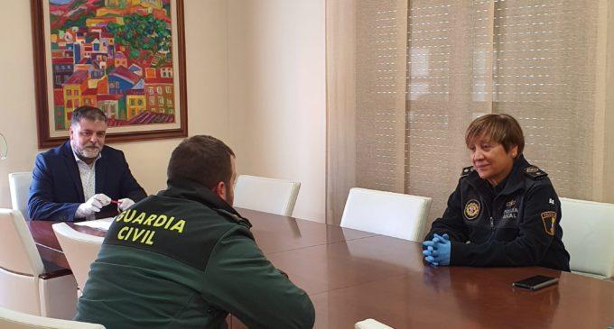 El alcalde de Villena asegura la reducción del número de denuncias en la última semana