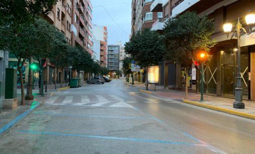 Villena suspende temporalmente  la Zona Azul